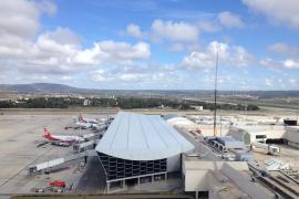 Dos vuelos han conectado Palma con Bruselas este miércoles