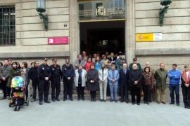 Las instituciones de Balears muestran su repulsa a los atentados con un minuto de silencio