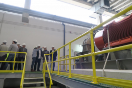Las mejoras en la depuradora  de Andratx duplicarán su capacidad