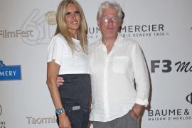 Richard Gere y su novia española, de vacaciones en República Dominicana