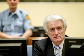 Condena de 40 años a Karadzic por el genocidio de Srebrenica