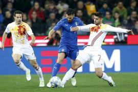 Aduriz y De Gea salvan a España en Italia