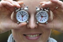 El domingo a las 02.00 horas se adelantarán los relojes