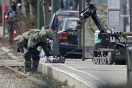 La policía belga «neutraliza» a un sospechoso en una  gran operación antiterrorista