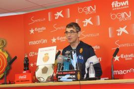 Vázquez dice que el partido contra el Almería «será una final»