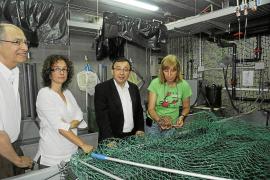 Más y mejores instalaciones para el Laboratorio de Investigaciones Marinas