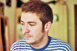 Alberto Codes, finalista con tres cortos de la beca 'Un año sabático' de La Rioja