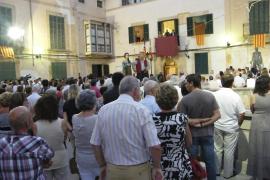Antoni Bennàssar, pregonero de las fiestas de Sant Agustí