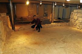 El Museu de Mallorca se asienta sobre los restos de un palacio urbano islámico