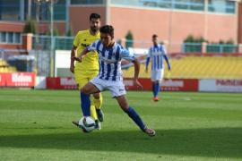 El Atlètic Balears saca un punto de su visita al campo del líder