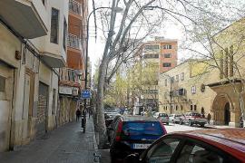 Cort ultima la reforma de las calles Rafael Rodríguez Méndez y Ricardo Ortega
