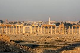 El ejército sirio se hace con el control de Palmira