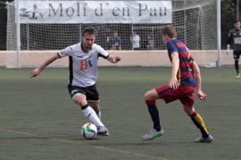 El Llosetense claudica ante el Barcelona B