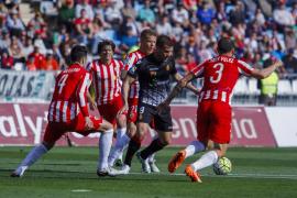 El Mallorca salva un punto en Almería