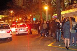 Palma tendrá bono taxi como alternativa al coche las noches del fin de semana