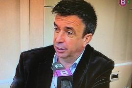 Miquel Vidal: «El PP balear está muy vivo»
