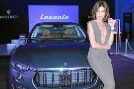 Puesta de largo del Maserati Levante, en el Palacio de Cibeles