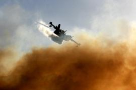 Incendio en Eivissa