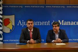 Telefónica despliega en Manacor la primera red de fibra óptica hasta el hogar