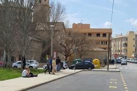 Quejas por la nueva ubicación de la parada de autobuses del Port de Pollença
