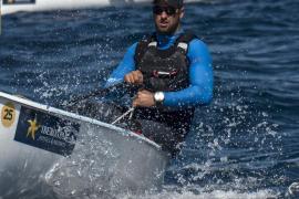Pablo Guitián acerca a España a los Juegos de Río en la clase Finn