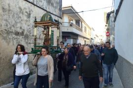 Centenares de vecinos de la Part Forana celebran los 'pancaritats'