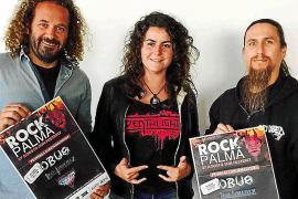 Obús, Leo Jiménez y Esquit Arreu, en el primer festival Rock in Palma