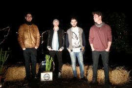 El rock melódico de Astoria y el indie pop de Ombra, en el Maraca Club