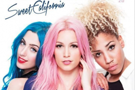 Las Sweet California regresan a Mallorca con su 'Head for the stars 2.0'