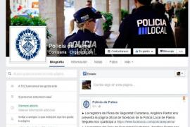La Policía Local de Palma busca amigos en Facebook en plena tormenta judicial