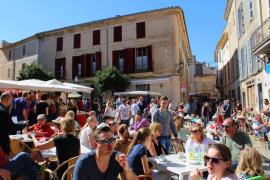 El 'caloret', de paso por Mallorca