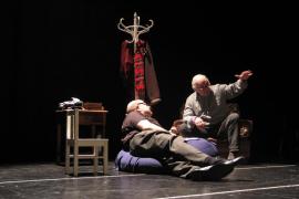 'Es Güelu', un drama familiar disfrazado de cuento contento, en el Catalina Valls