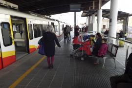 La Asociación de Usuarios del Tren denuncia falta de seguridad y mantenimiento