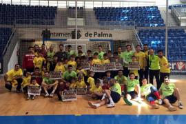 El Palma Futsal busca afianzarse en la cuarta plaza