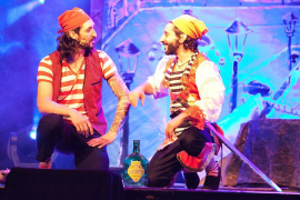 'Piratas', una aventura familiar en la Sala Dante