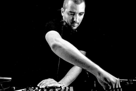 Álex Under en directo en Ibiza Global Showcase