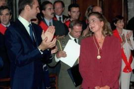 Barcelona retira la medalla de Oro a Jordi Pujol y a Cristina de Borbón