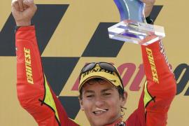 Jorge Lorenzo en 250cc