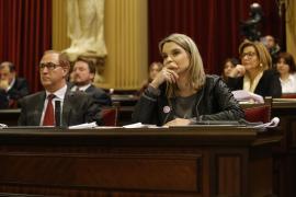 Prohens dice que la dimisión de Camps demuestra la «falta de transparencia» del Govern