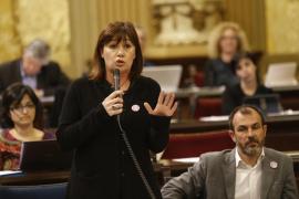La presidenta insular de Menorca se presentó en Palma y le armó un cacao al Govern de Armengol ¡sin avisar de que venía!