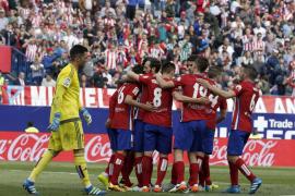 Un Atlético de cantera golea al Betis