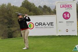 La mallorquina Luna Sobrón se alza con el  Terre Blanche Ladies Open de golf