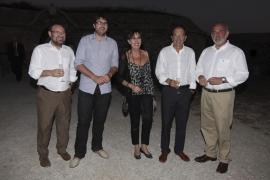 Náutica Reynés celebra en La Mola de Maó el 75 aniversario de su fundación