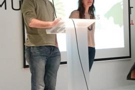 Biel Frontera y Neus Truyol, elegidos co-coordinadores de IniciativaVerds