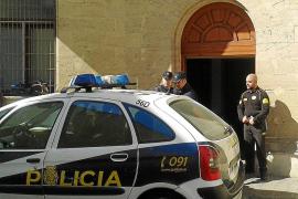 Detenida una pareja en Son Banya tras intentar cometer un robo en Joan Miró