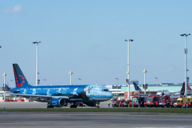 Reabre el aeropuerto de Bruselas