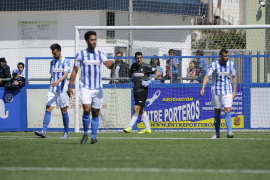 El Atlètic Balears recibe un duro correctivo
