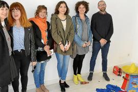 Exposición de Daniel Gasol en Addaya Centre d'Art Contemporani de Alaró