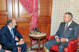 Rubalcaba da por superada la crisis de Melilla con Marruecos