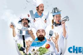 'Chefs', teatro de humor en Alcudia